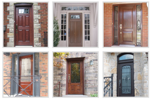 10 Unique Fiberglass doors for home and busines