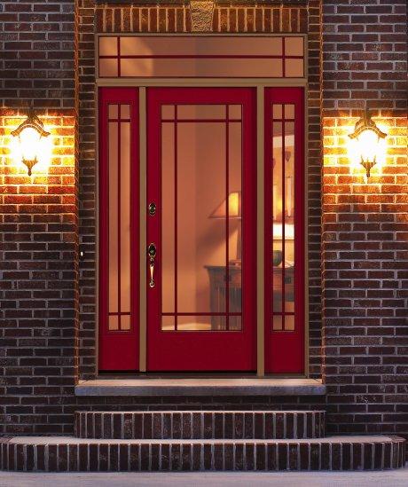 Fiberglass doors 4