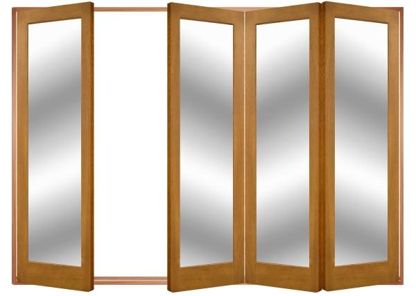 accordion doors interior 1