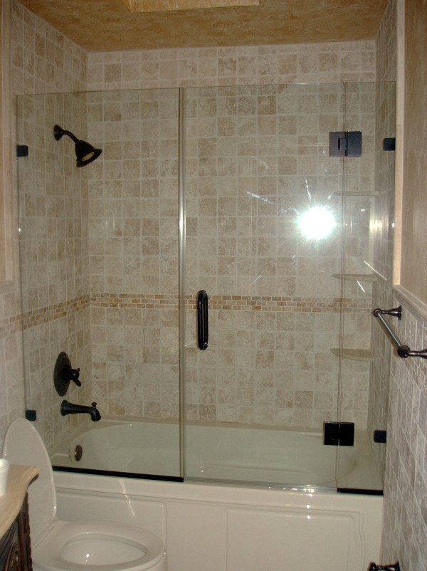 bathtub shower doors 2