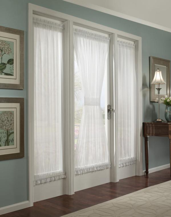 door panel curtains 1