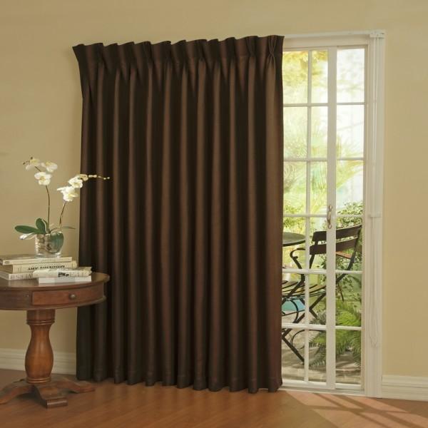 door panel curtains 2