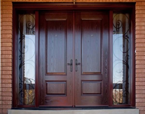 entry Fiberglass doors 3