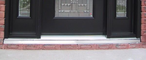 exterior door threshold 4