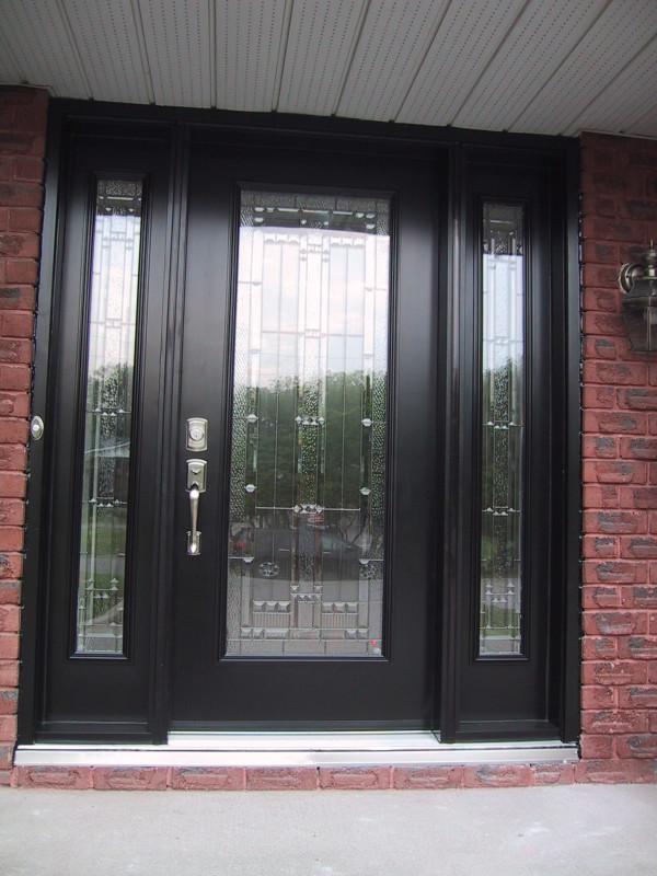 exterior doors 4