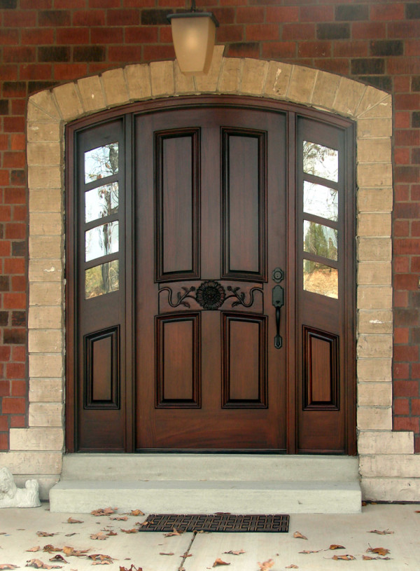 exterior wood doors 1