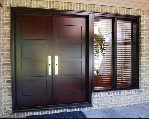 exterior wood doors 2