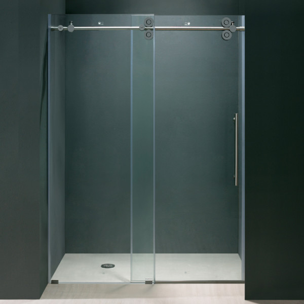 frameless shower door 3