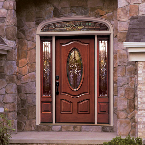 front entry doors 3