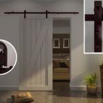 10 Barn door designs – ideas 2015 / 2016