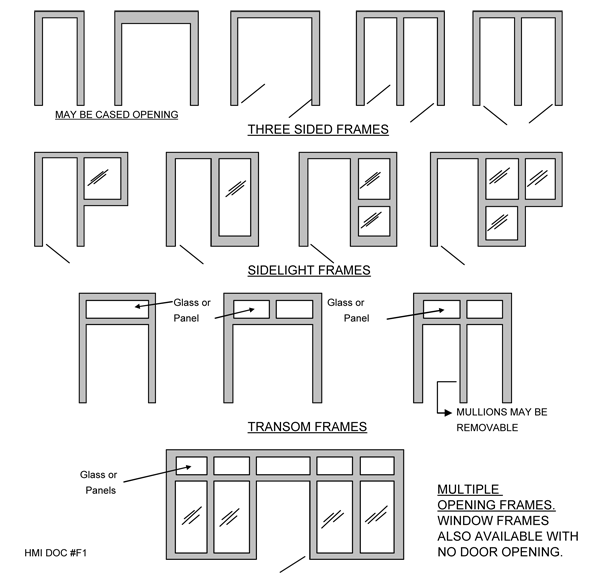 metal door frames 4