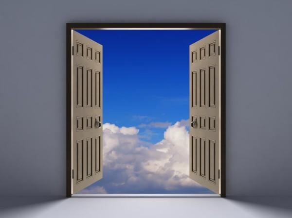 open door 1