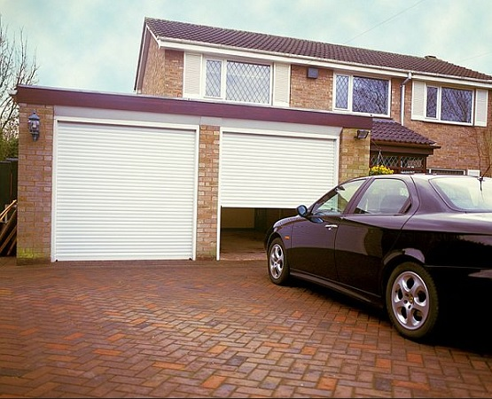 residential roll up garage doors 2