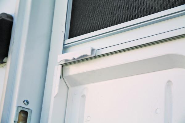 rv screen door latch 1