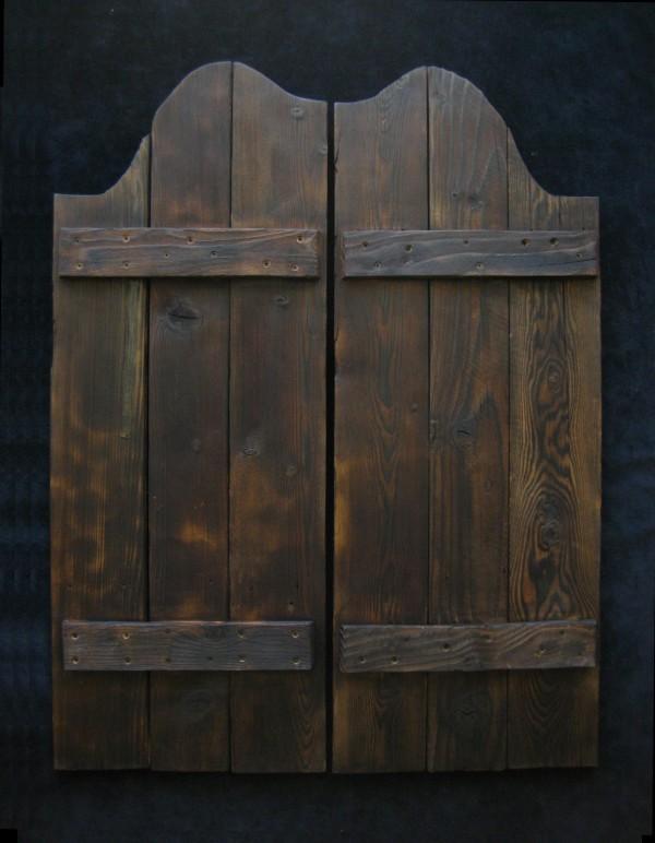 saloon doors 2