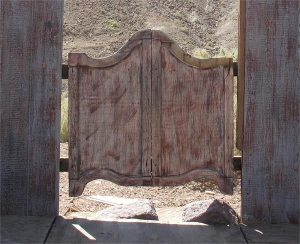 saloon style doors 1