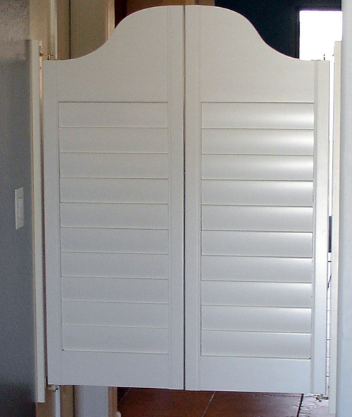 saloon style doors 2