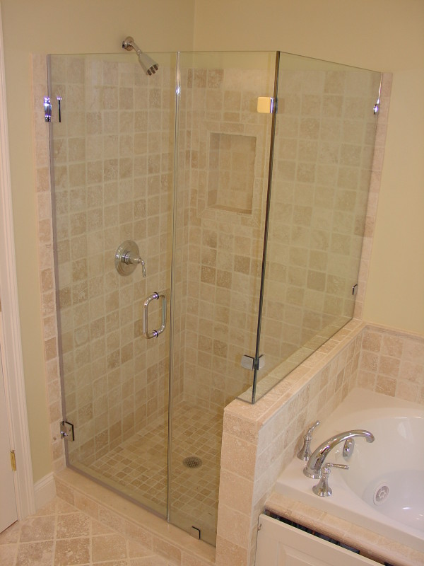 shower glass doors 1