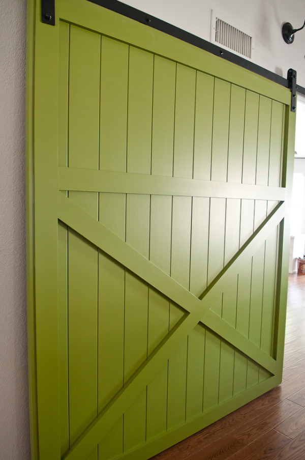 sliding barn door 4
