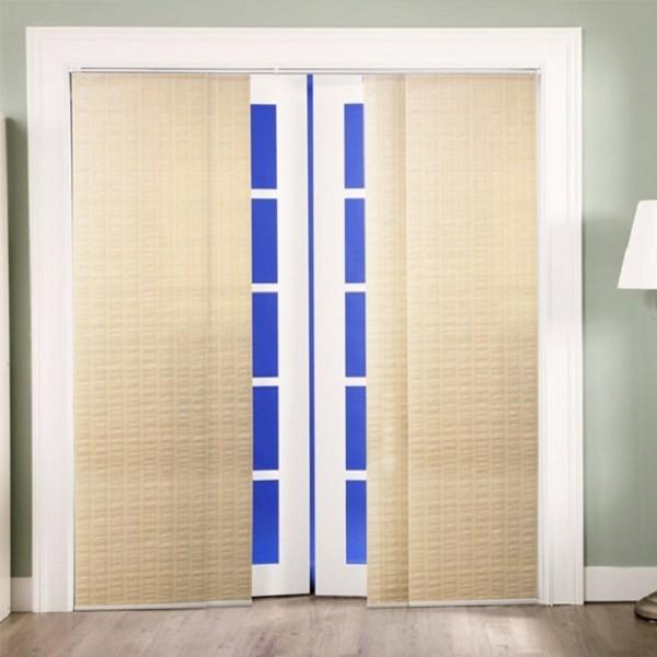 sliding door curtains 1