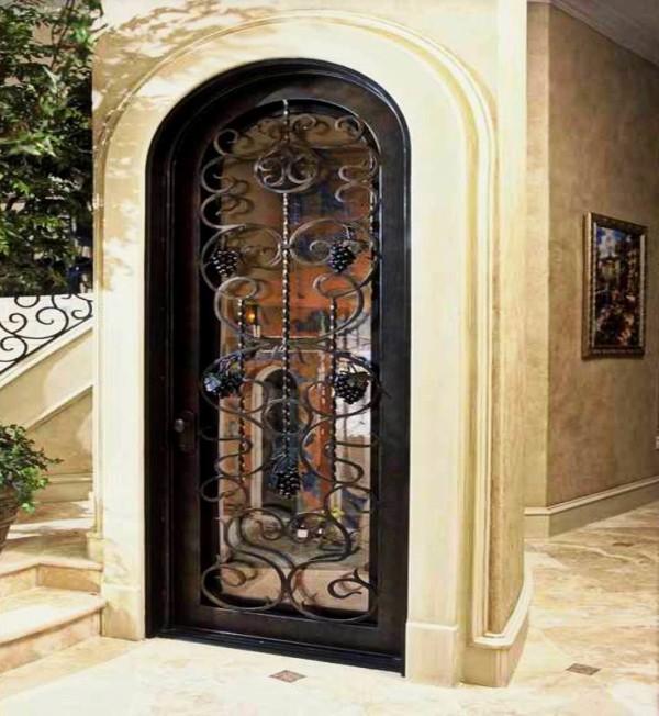 wine cellar doors 3