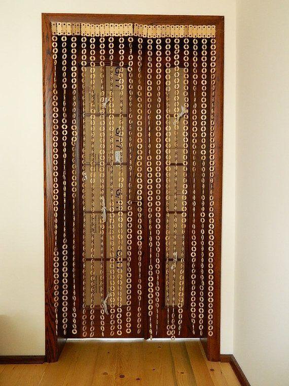 wooden door beads 2