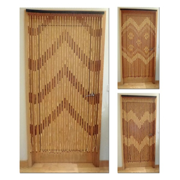 wooden door beads 3
