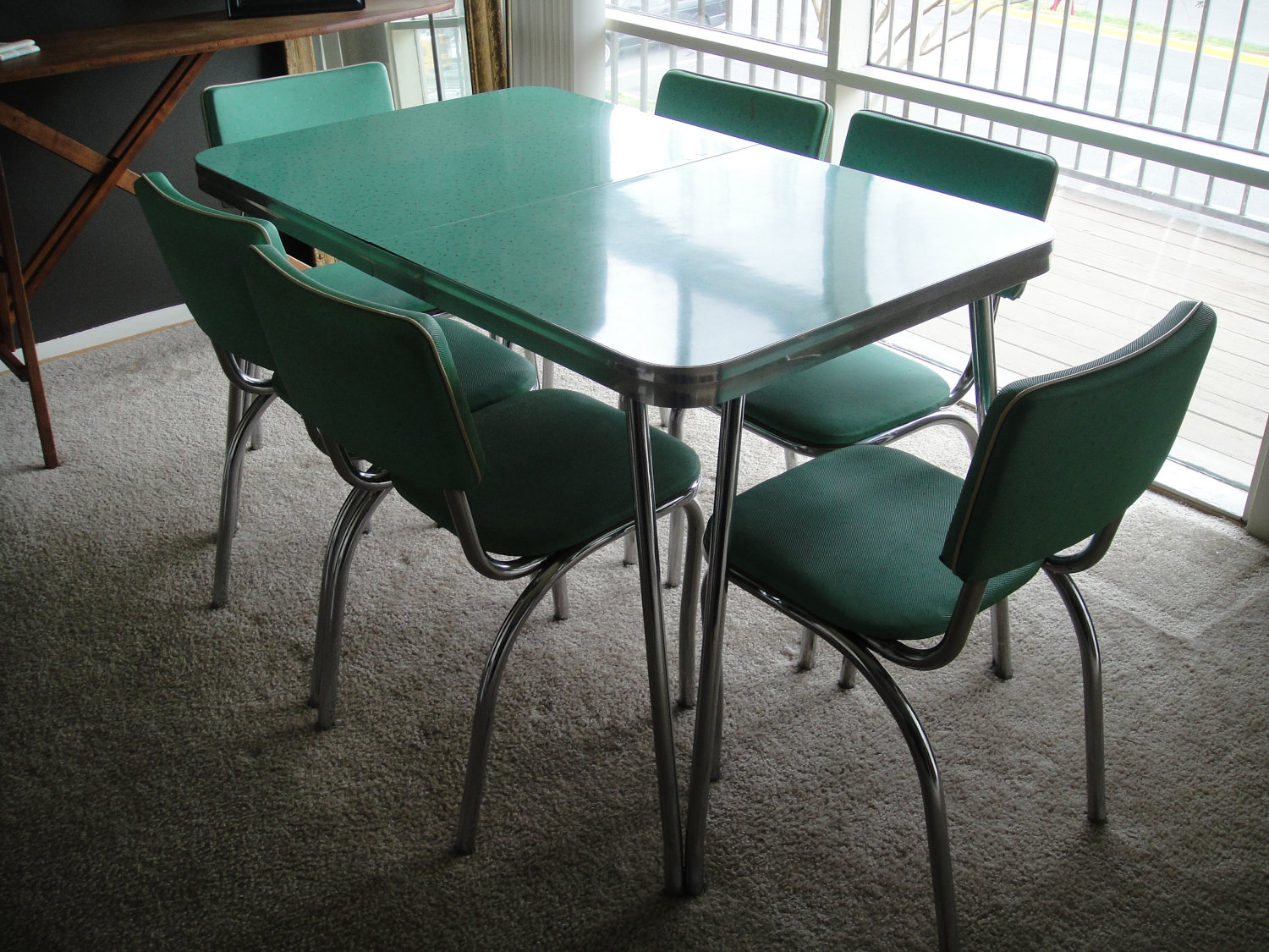 1950s Retro Kitchen Table Chairs