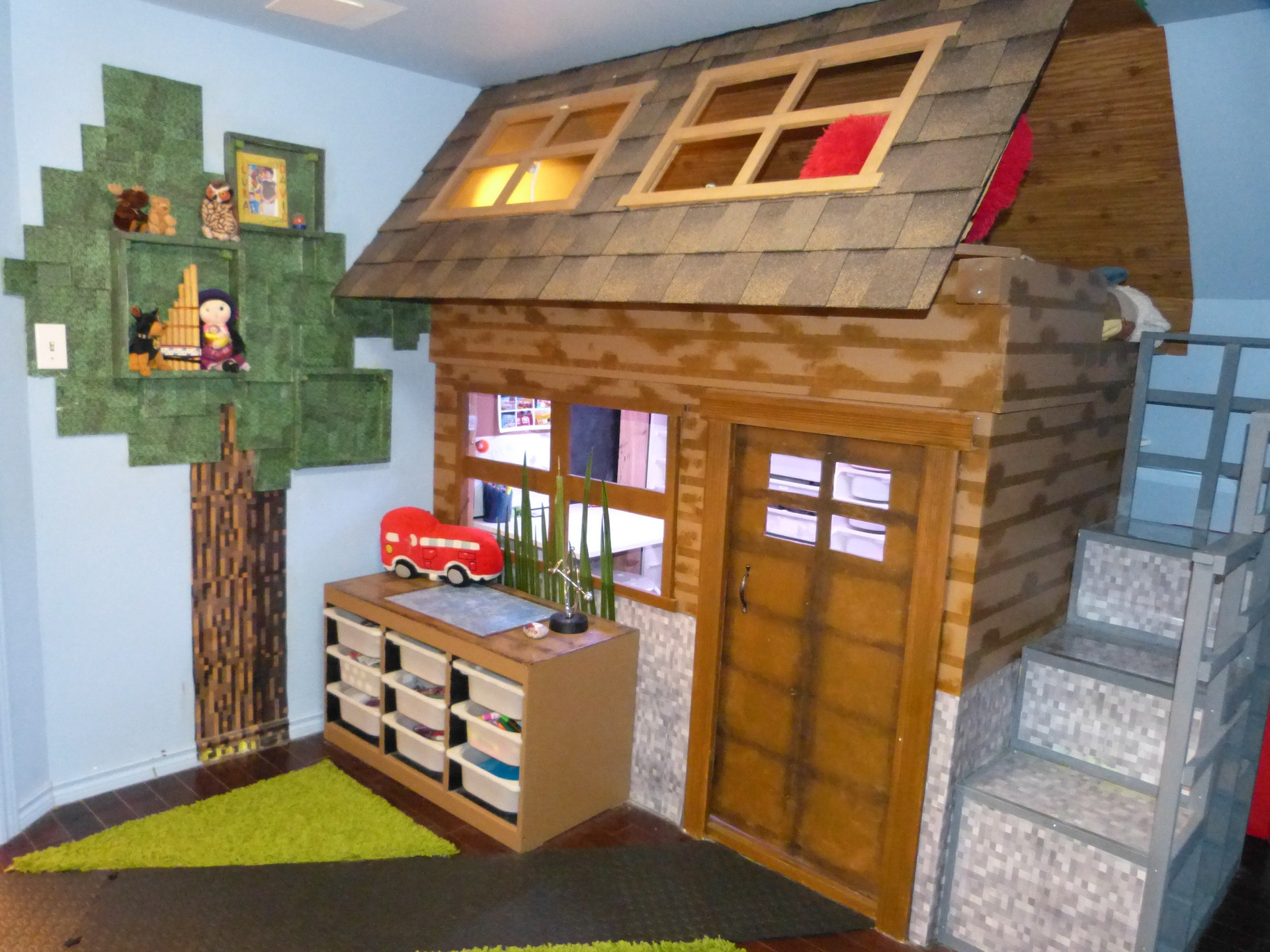 Bedroom furniture ideas minecraft – 10 methods to make it real!