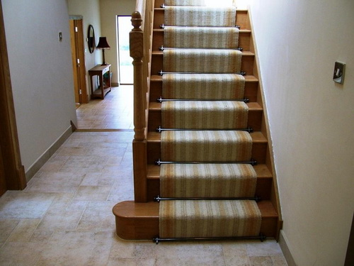 Berber-carpet-runner-for-stairs-photo-9