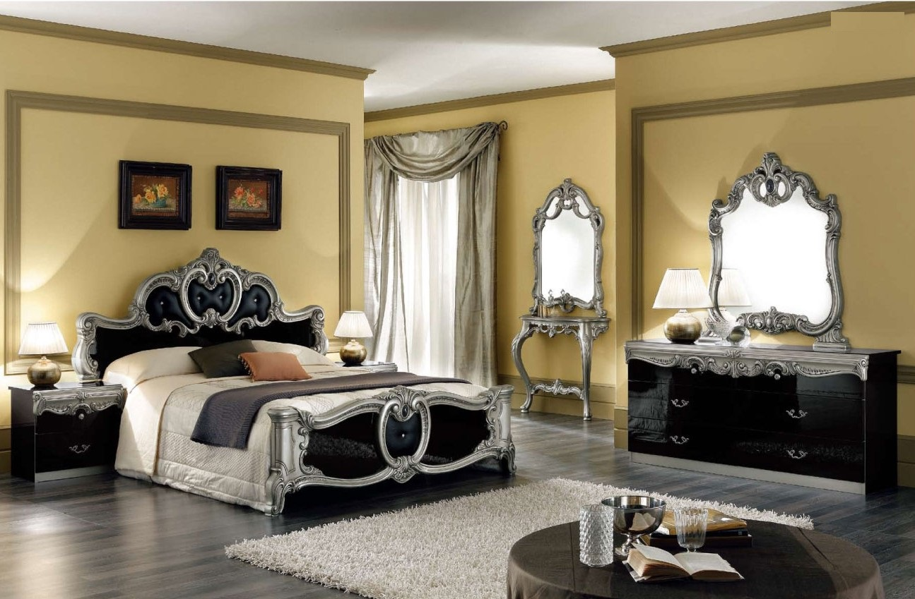 black-mirrored-glass-bedroom-furniture-photo-14