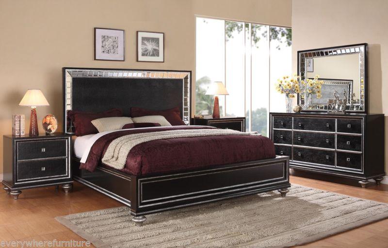 black-mirrored-glass-bedroom-furniture-photo-16