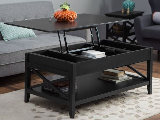 Black Sofa Table Ikea