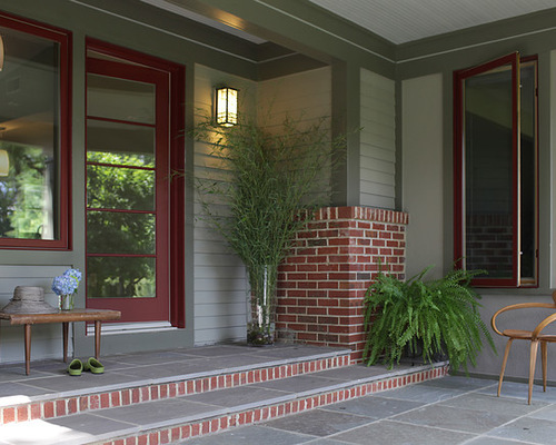 exterior-paint-colors-with-red-brick-photo-7