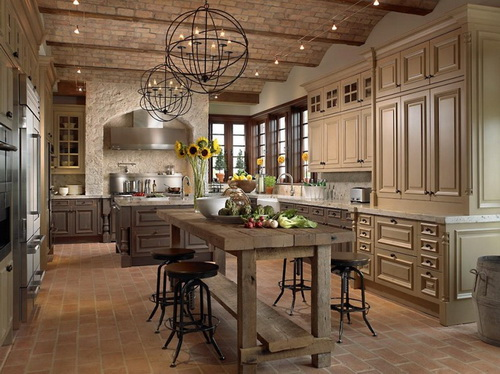 French-country-kitchen-bar-stools-photo-9