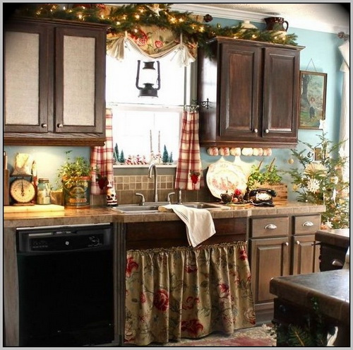 French-country-kitchen-curtains-photo-8