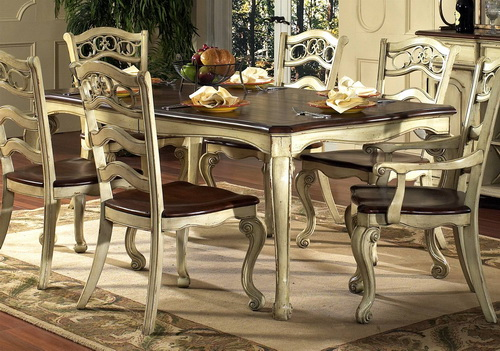 French-country-kitchen-tables-and-chairs-photo-6
