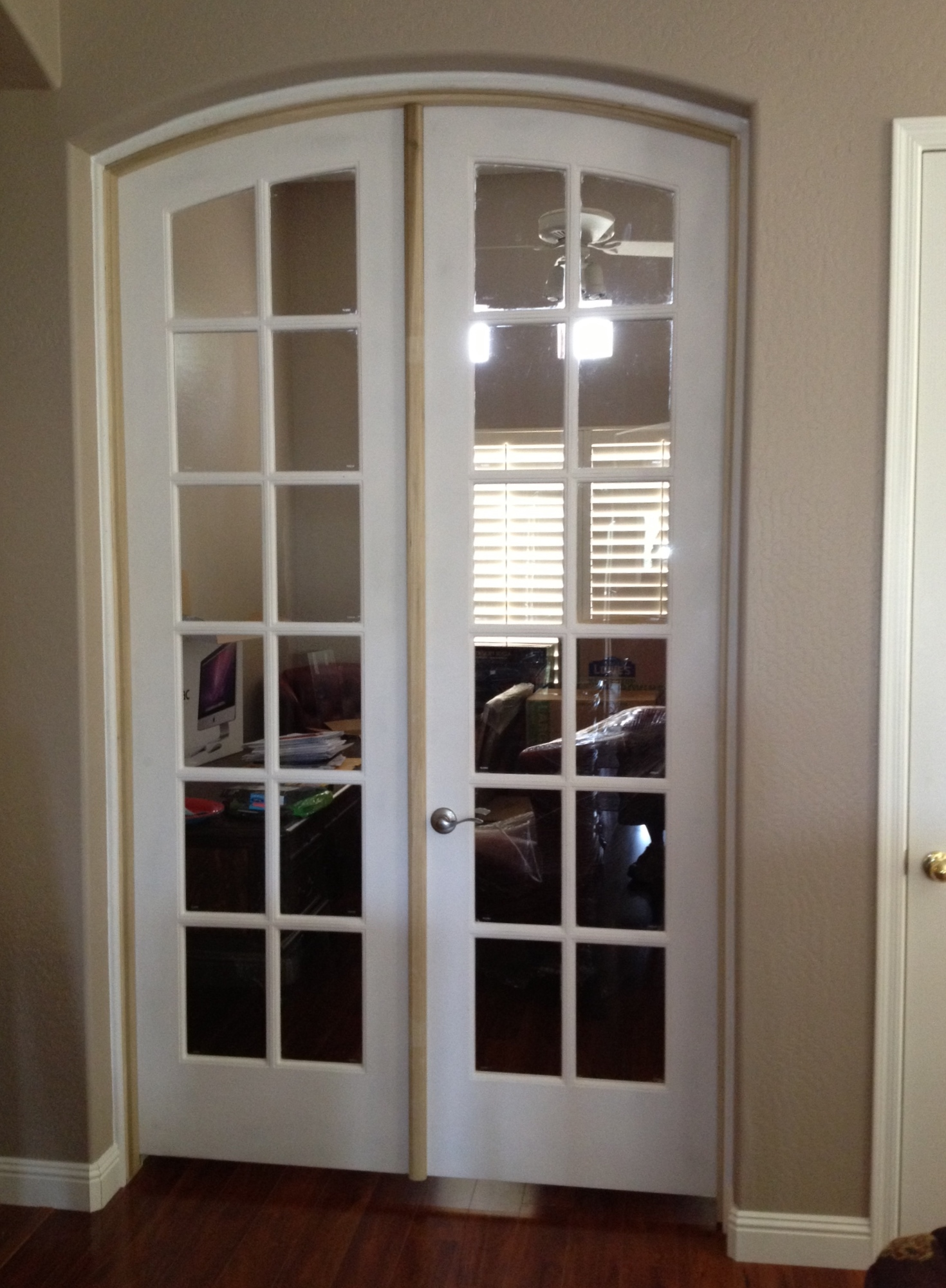 French Doors Interior Bifold Photo 11