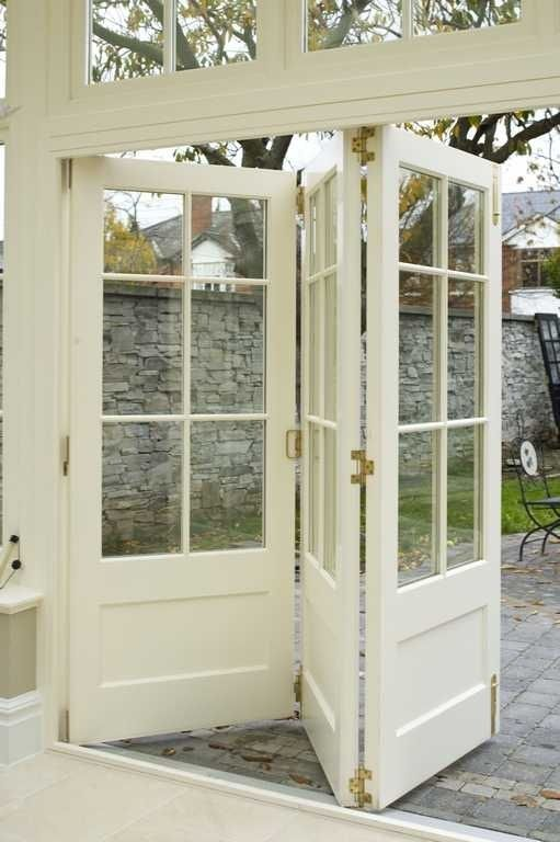 French Doors Interior Bifold Photo 14