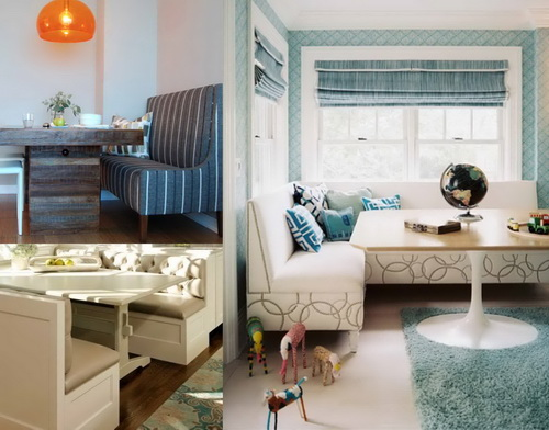 Custom Banquette Shapes&Styles