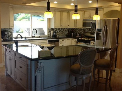 L-shaped-kitchen-island-photo-7