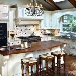 L shaped kitchen layouts with island – increasingly popular kitchen's designs