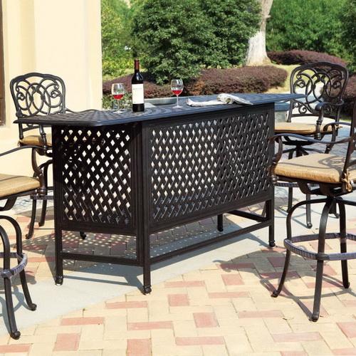 affordable patio furniture bar sets