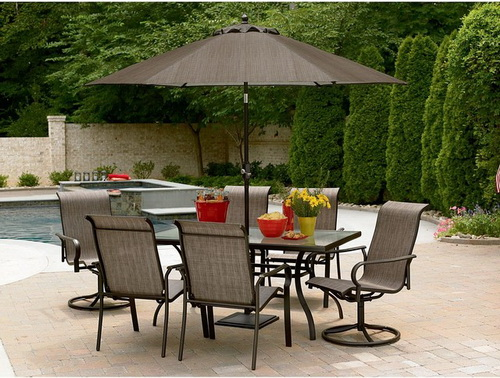 Complement your home with outdoor nature – Top 20 Outdoor bar sets sears