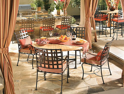 outdoor-dining-sets-iron-photo-22