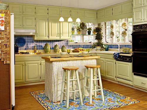 Painting-kitchen-cabinets-good-idea-photo-17