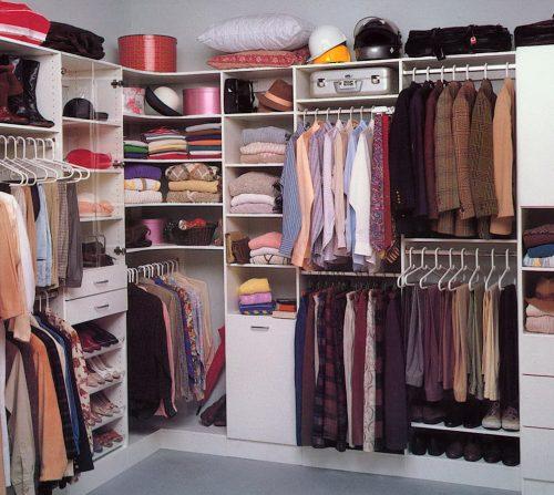 walk in closet designs plans
