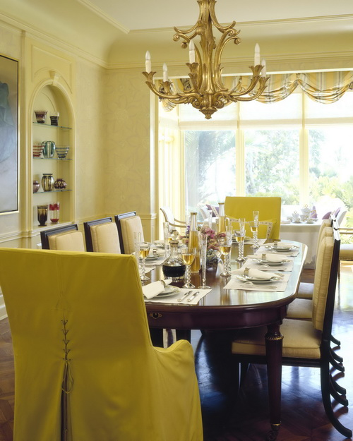 Long Bedroom Design Ideas White Bedroom Sets King Black And Yellow Bedroom Ideas Beach House Bedroom Decorating Ideas: 25 Best Yellow Dining Rooms