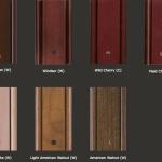 Enhanced Look Of Alder kitchen cabinet stains