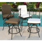 Aluminum bar stools overstock